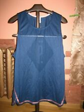 Nike Lab x Pigalle Tank top Jersey Coastal Blue size Xl Excellent Condition
