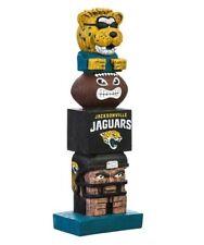 Jacksonville Jaguars Tiki Tiki Totem Statue NFL Football Mascot Jaxson de Ville