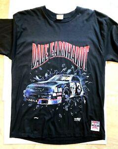 Vintage Dale Earnhardt #3 The Intimidator Shirt Men's Size XL, Black, Good Color