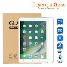 Upgrade 9H Tempered GLASS Screen Protector For Apple iPad 2 3 4 Mini 123 Air 1/2