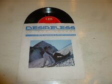"DESIRELESS - Voyage Voyage - 1988 UK 7"" vinyl single"