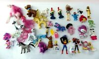 Lot de jouets figurines fille my pony princesses hello kitty disney toys