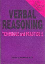 Verbal Reasoning Technique and Practice: Volume 2, Acceptable, Susan J. Daughtre