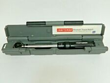 Craftsman microtork torque wrench 44593 bernzomatic ts4000