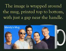 Backstreet Boys - Personalised Mug / Cup