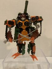 Transformers ROTF Bludgeon Complete 2010 Revenge Of The Fallen Voyager Class