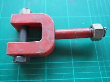 MB GPW British Airborne jeep front towe hitch Repro