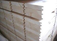 Perline legno mm.35x150x4000 abete, 1 scelta doghe ad incastro da coperture