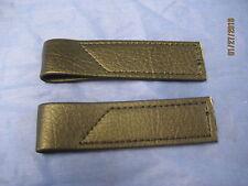 MG BRAND NEW PAIR BLACK MIDGET OR SPRITE  DOOR CHECK STRAPS  BC65