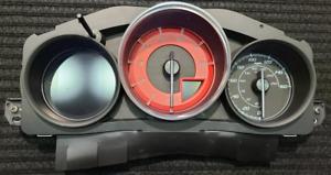 Fiat 124 Spider Abarth Speedometer Instrument Cluster Panel Gauges 2017 - 2020