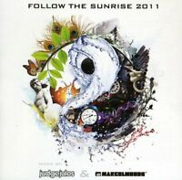 Judge Jules and Marcel Woods - Follow The Sunrise 2011 [CD]