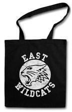EAST Wildcats da High School Musical Retrò T-Shirt Felpa con Cappuccio o p376