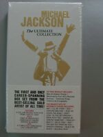 Ultimate Collection [Box Set] by Michael Jackson(4CD+1DVD, 2004,EPIC/SONY)*NEW*
