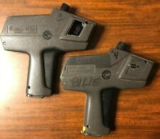 Two Monarch Avery Dennison 1110 Pricing Guns Label Gun Labeler