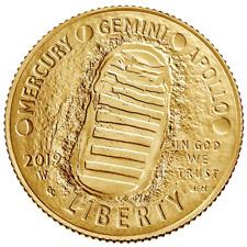 USA - 5 Dollar 2019 - Apollo 11 - 50 Jahre Mondlandung - 8,36 g Gold ST
