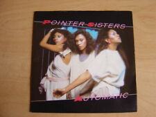 "Pointer Sisters: Automatic 7"": 1984 Uk Release. Picture Sleeve"