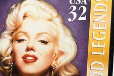 Marilyn Monroe Hollywood Legends US Postage Stamp 1000 pc jigsaw