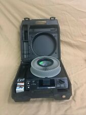 KODAK CAROUSEL 4200 SLIDE PROJECTOR 102mm f/2.8 lens With case.