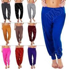 Unbranded Harem Loose Fit Regular Size Trousers for Women