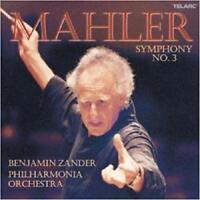Mahler: Symphony No 3 - Philharmonia Orch/Zander (NEW 3SACD)