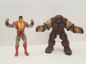 Marvel Legends Marvel Select Colossus vs Juggernaut Lot