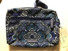 VERA BRADLEY LIGHTEN UP BELT BAG BLUE TAPESTRY NEW WITH TAGS FREE SHIPPING