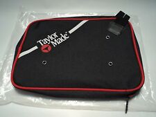 "TaylorMade Golf Towel / Accessory Bag - 15.5"" x 11"" x 2"" NWOT"