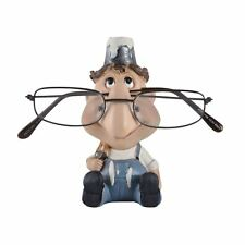 Standing Glasses Nose Rack Character Reading Spectacles Decoration Ornament Decorator
