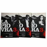 La Piovra 3 - 3 DVD - Puntate 1-7 - Editoriale La Gazzetta dello Sport DL004438