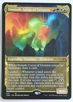 MTG Zendikar Rising OMNATH, LOCUS OF CREATION (Showcase) 312 Mythic Rare M/NM