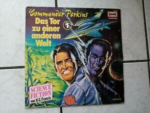 Commander Perkins  -Hörspiel LP - - von Europa    Folge   1