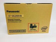 "Brand New Panasonic TOUGHBOOK CF-54G2999VM i5-7300U 14"" 1366x768 8GB 500GB WIN10"