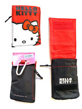 Cover Hello Kitty Phone Pouch Nera