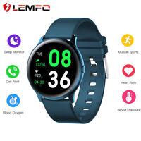 Lemfo KW19 Presión sanguínea Reloj inteligente  Ritmo cardiaco Para Android IOS
