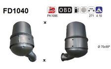 AS Filtro de partículas Para PEUGEOT 208 FD1040