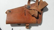 WW2 45 CAL.Colt Shoulder Holster Marked US Enger Kress
