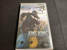 KING KONG (2005)  - SONY PLAY STATION PORTABLE PSP BOX UMD