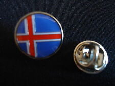 Pin Island Iceland Fussball Team
