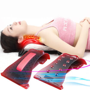 Cervical Traction Stretcher Neck Massager Relief Pain
