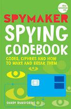 Spymaker Spying Code Book, Sandy Ransford