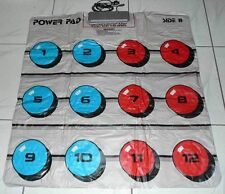 Original Nintendo Entertainment Power Pad Controller Running Mat 1988 NES-028