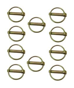 Lynch pin, Tractor pin, snap ring, 3 sizes available