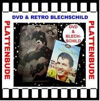 """SPARPREIS: ELVIS PRESLEY im Set: DVD """"Frankie und Johnny"""" + RETRO BLECHSCHILD"""
