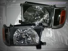 1999 2000 2001 2002 TOYOTA 4 RUNNER HEADLIGHTS+CORNER