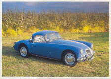 MGA Coupe MODERN postcard published by Classic and Sports Car