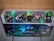Skylanders SuperChargers Racing: Starter Pack - Dark Edition - Wii - Neu / OVP