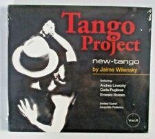Tango Project Vol. 2 New-Tango by Jaime Wilensky/Andrés Linetzky Digipak NEW