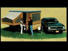 BETHANY TENT TRAILER RV OPERATIONS MANUALs - 330pgs with Camper Furnace Manuals