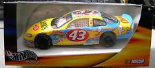 Hot Wheels NASCAR 1:24 Scale John Andretti # 43 Cheerios Car AUTOGRAPHED SIGNED!