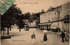 CPA Lormont Place du Port (336350)